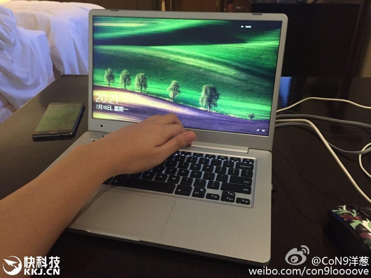 Erstes Bild eines Xiaomi Notebooks mit Windows 10 aufgetaucht 7