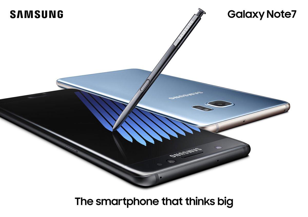 Samsung Galaxy Note7 offiziell vorgestellt 5
