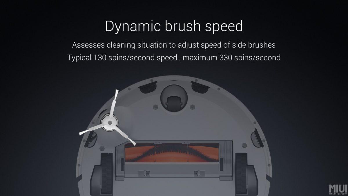AndroidKosmos   Xiaomi Mi Robot Vacuum: Roboter Staubsauger offiziell vorgestellt 7