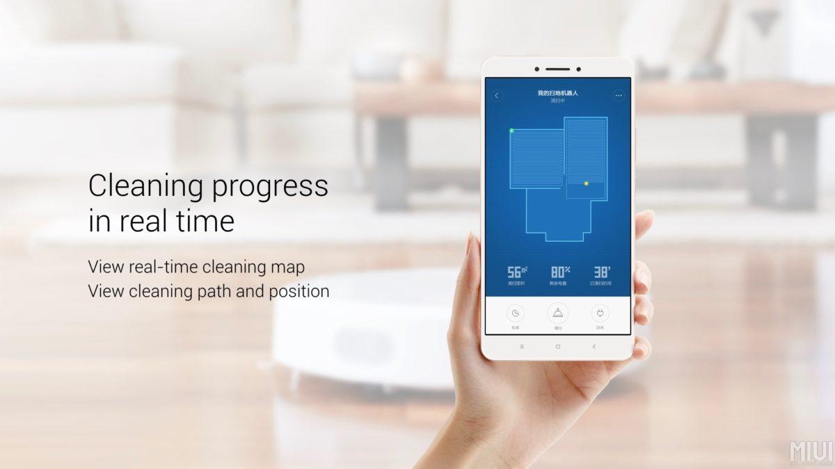 AndroidKosmos   Xiaomi Mi Robot Vacuum: Roboter Staubsauger offiziell vorgestellt 15