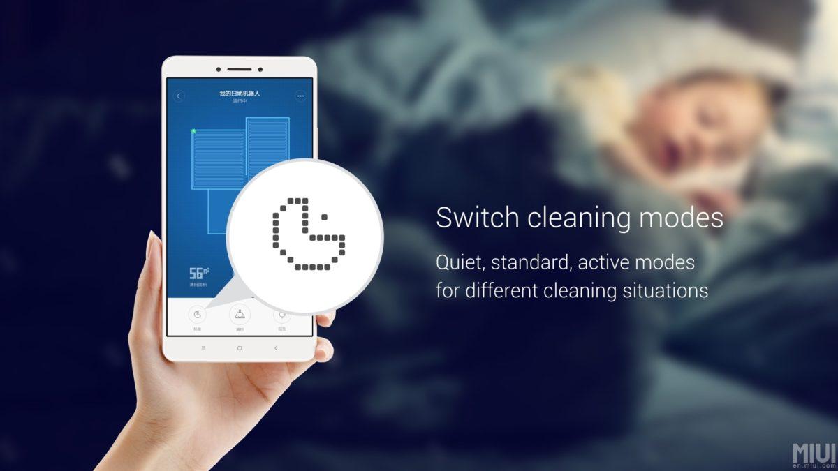 AndroidKosmos   Xiaomi Mi Robot Vacuum: Roboter Staubsauger offiziell vorgestellt 16