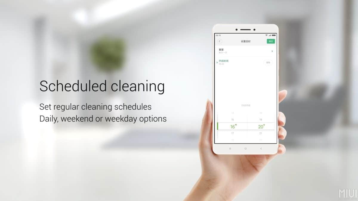 AndroidKosmos   Xiaomi Mi Robot Vacuum: Roboter Staubsauger offiziell vorgestellt 17