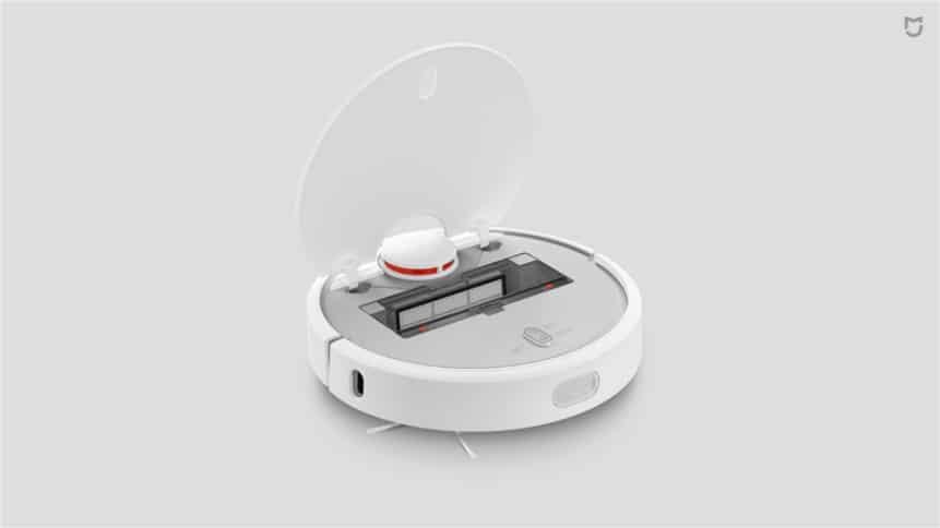 AndroidKosmos   Xiaomi Mi Robot Vacuum: Roboter Staubsauger offiziell vorgestellt 10