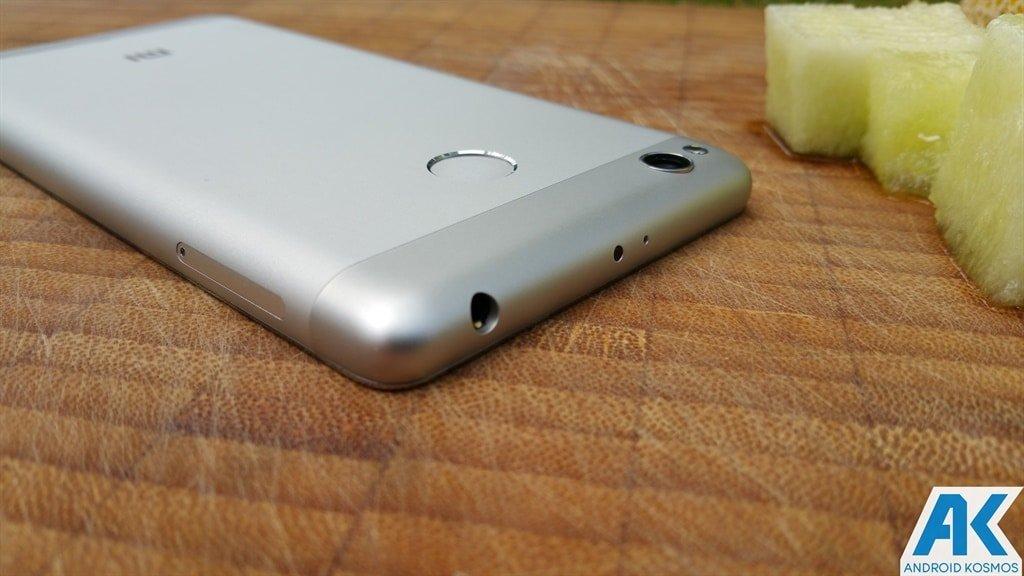 Review: Xiaomi Redmi 3s - Schneller Fingerprintsensor und starke Akkulaufzeit 11
