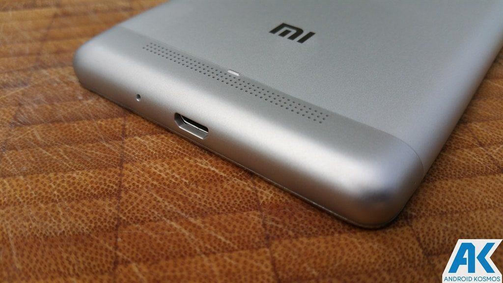 Review: Xiaomi Redmi 3s - Schneller Fingerprintsensor und starke Akkulaufzeit 14