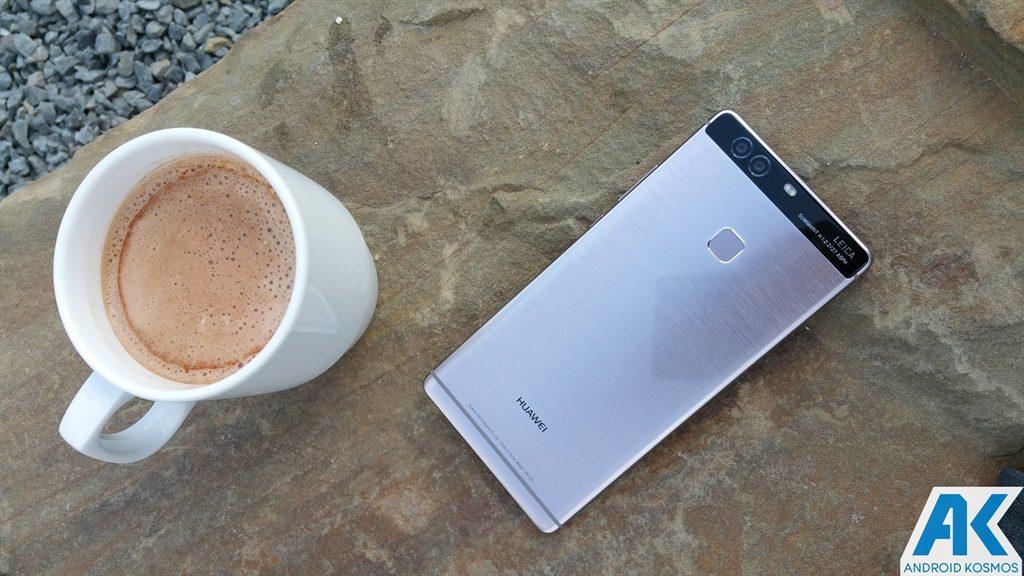 Review: Huawei P9 Plus - Ganz vorne mit dabei 46