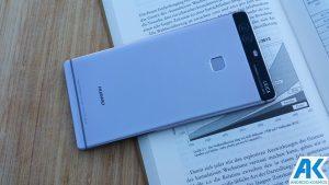 AndroidKosmos | Review: Huawei P9 Plus - Ganz vorne mit dabei 4