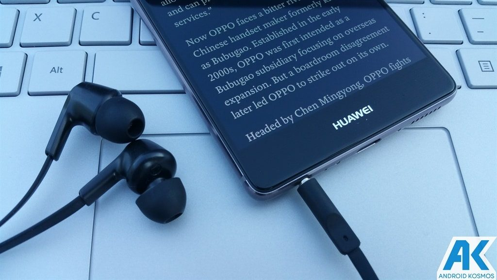 AndroidKosmos | Review: Huawei P9 Plus - Ganz vorne mit dabei 22