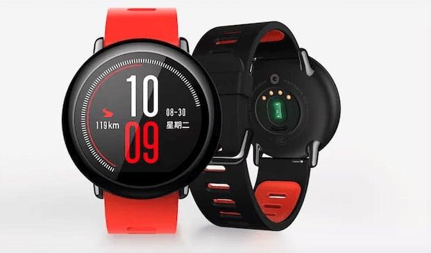 Amazfit Smartwatch von Xiaomi's Tocherfirma offiziell vorgestellt 2