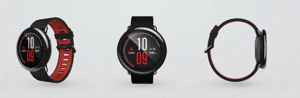 Amazfit Smartwatch von Xiaomi's Tocherfirma offiziell vorgestellt 1