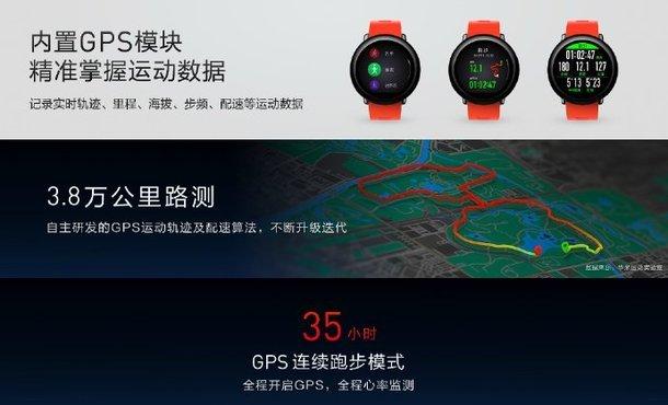 Amazfit Smartwatch von Xiaomi's Tocherfirma offiziell vorgestellt 10