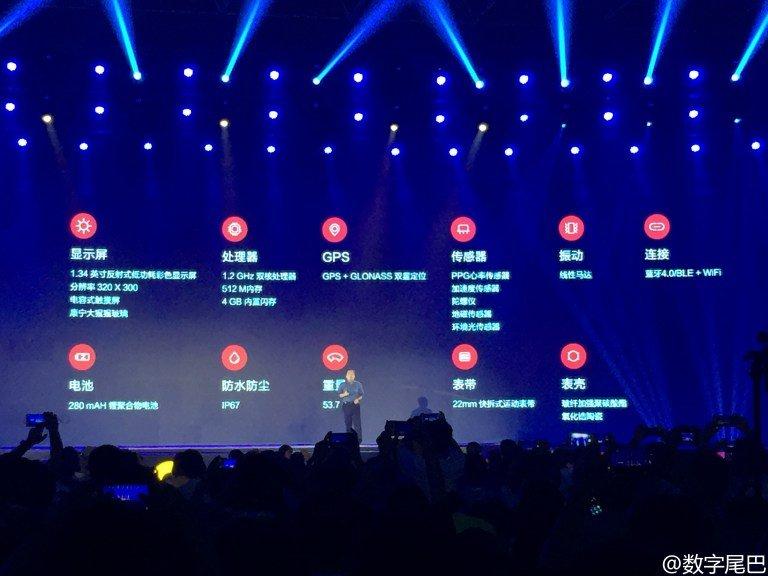 Amazfit Smartwatch von Xiaomi's Tocherfirma offiziell vorgestellt 14