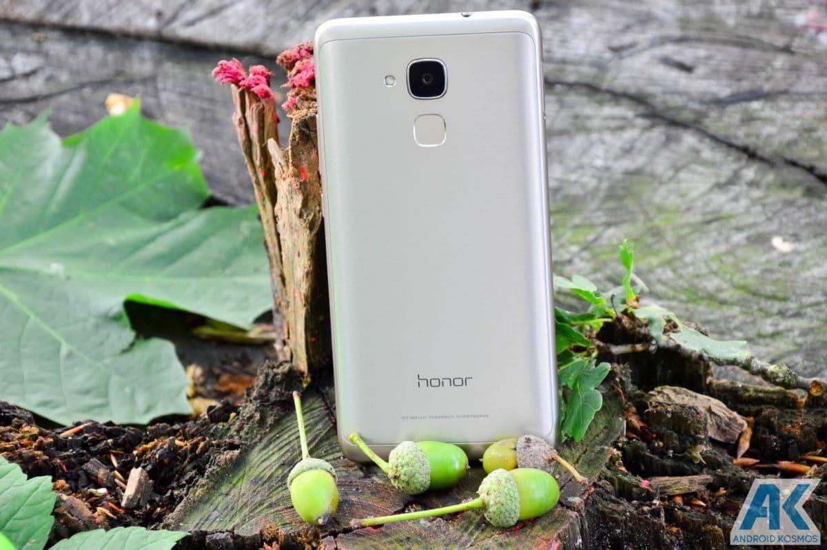 Test / Review: Honor 5c - der Preis-Leistungsknaller für 160 Euro | AndroidKosmos image 10