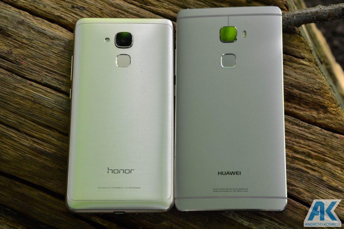 Test / Review: Honor 5c - der Preis-Leistungsknaller für 160 Euro 7