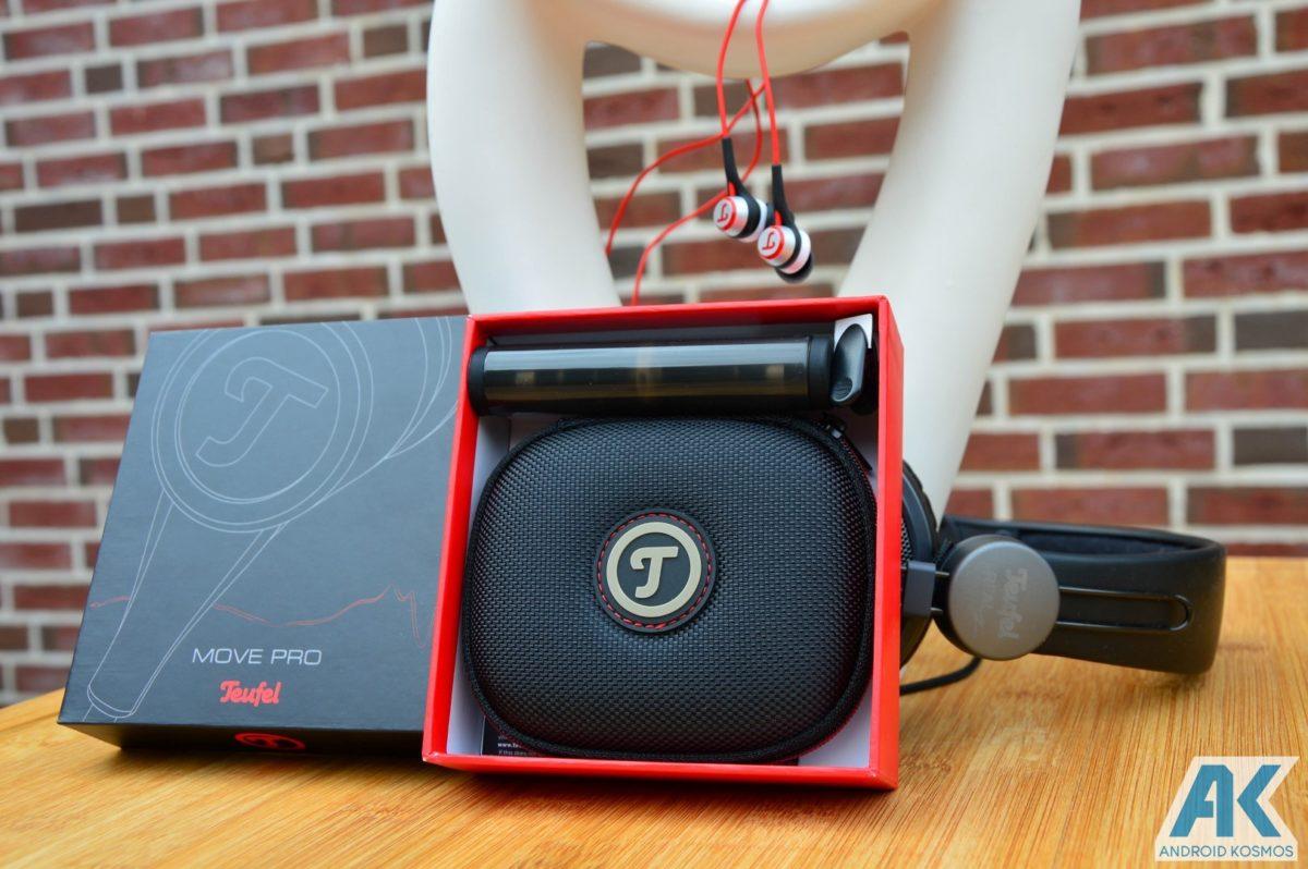 Teufel MOVE PRO Test: In-Ear Kopfhörer der Premiumklasse 1
