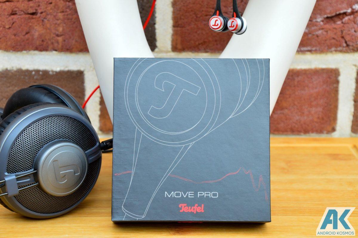 AndroidKosmos | Test / Review: Teufel MOVE PRO In-Ear Kopfhörer der Premiumklasse 2