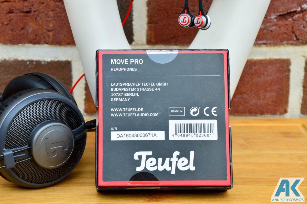 AndroidKosmos | Test / Review: Teufel MOVE PRO In-Ear Kopfhörer der Premiumklasse 3