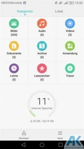 AndroidKosmos | Review: Huawei P9 Plus - Ganz vorne mit dabei 33