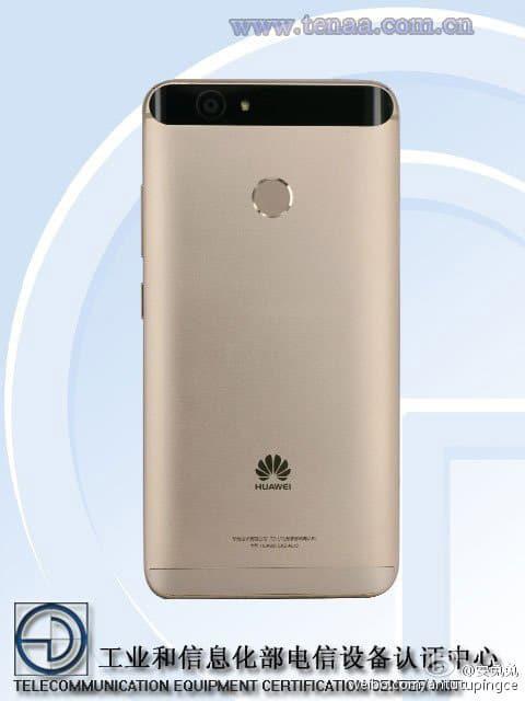 Huawei Mate S2: möglicher Nachfolger aufgetaucht und sieht dem Nexus 6P ähnlich 3