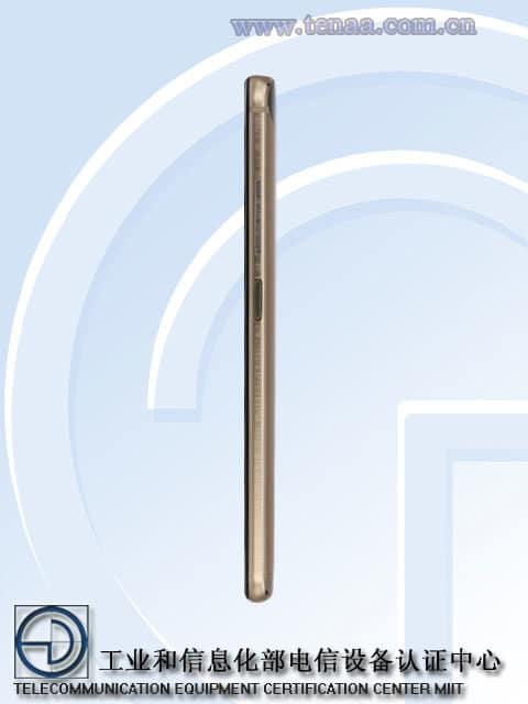 Huawei Mate S2: möglicher Nachfolger aufgetaucht und sieht dem Nexus 6P ähnlich 5