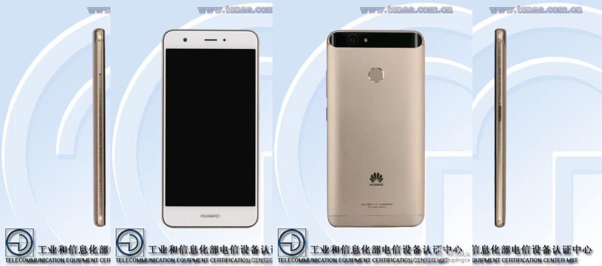 Huawei Mate S2: möglicher Nachfolger aufgetaucht und sieht dem Nexus 6P ähnlich 1