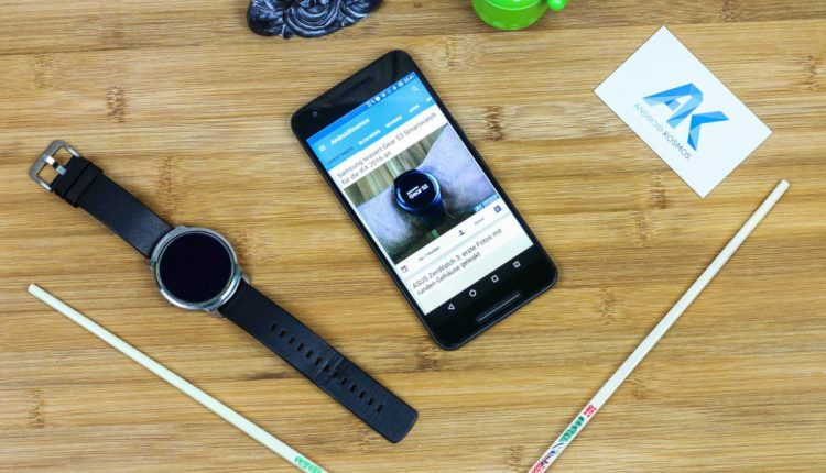 AndroidKosmos Free und Donate App ab sofort im Google Play Store verfügbar 2