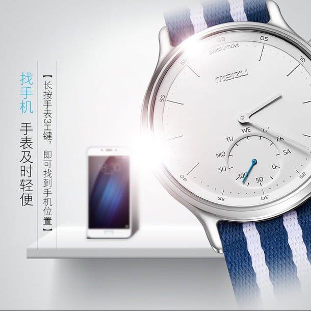 Weitere Informationen zur ersten Smartwatch von Meizu aufgetaucht 13