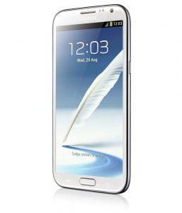 Samsung Galaxy Note - Ein Blick auf die Geschichte 1