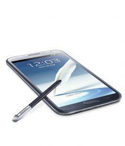 Samsung Galaxy Note - Ein Blick auf die Geschichte 2