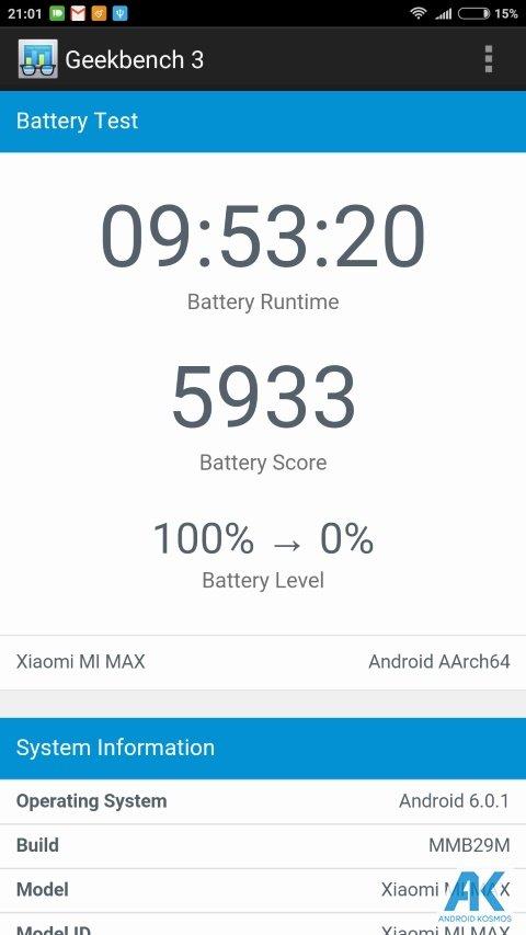 Xiaomi Mi Max Test: Das 6,44 Zoll Monster-Phablet ausprobiert 43