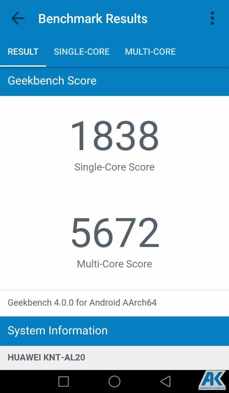 Geekbench 4: die beliebte Benchmark App endlich im Material Design verfügbar 21