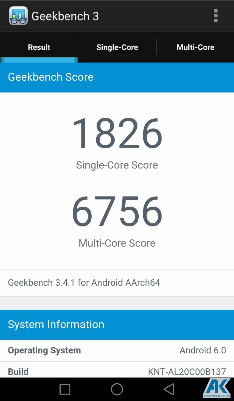 Geekbench 4: die beliebte Benchmark App endlich im Material Design verfügbar 15