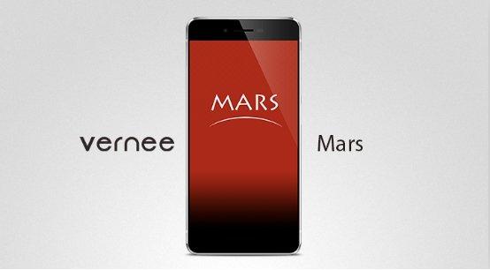 Vernee Mars: Neues Smartphone im November mit Helio P20 und 6GB RAM angekündigt 3