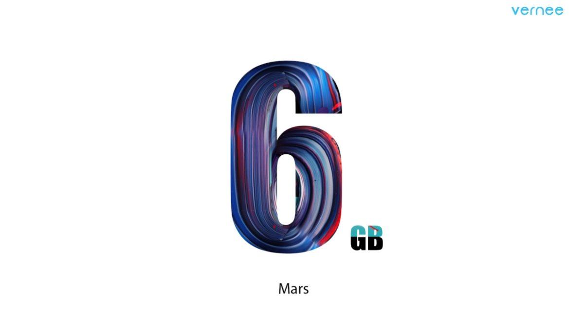Vernee Mars: Neues Smartphone im November mit Helio P20 und 6GB RAM angekündigt 5