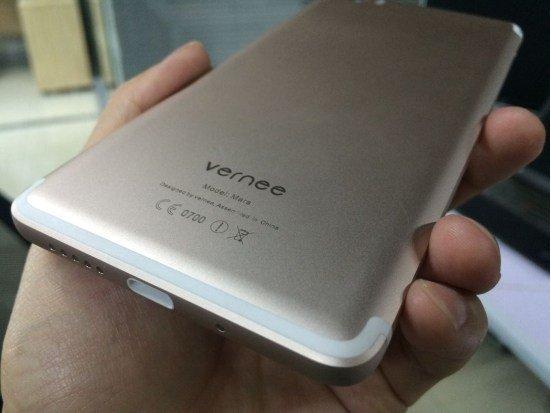 AndroidKosmos | Vernee Mars: Neues Smartphone im November mit Helio P20 und 6GB RAM angekündigt 14