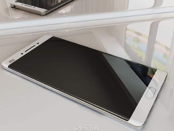 AndroidKosmos | Xiaomi Mi Note 2: Erste Bilder, Infos und technischen Daten zum kommenden Flaggschiff 36