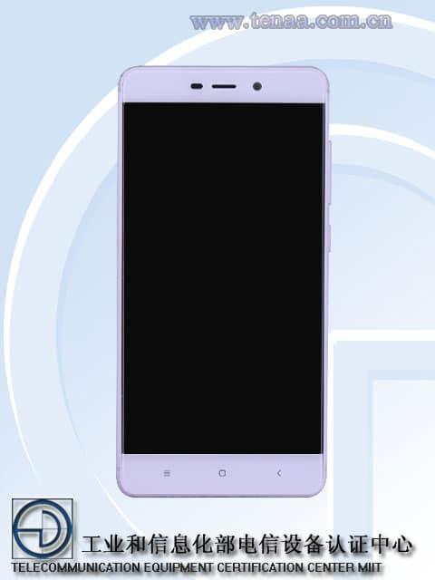 AndroidKosmos | Xiaomi Redmi 4: Erster leaks zeigen das neue Smartphone 14