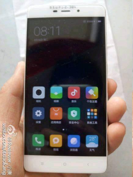 Xiaomi Redmi 4: Erster leaks zeigen das neue Smartphone 3