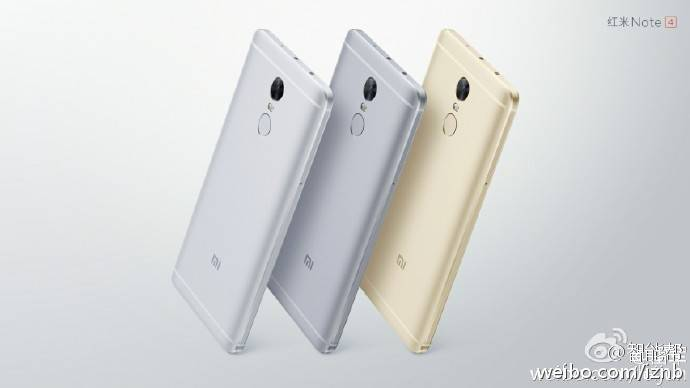 Xiaomi Redmi Note 4 mit Helio X20 und 64GB Speicher offiziell vorgestellt 3