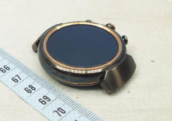 ASUS ZenWatch 3: erste Fotos mit runden Gehäuse geleakt 1