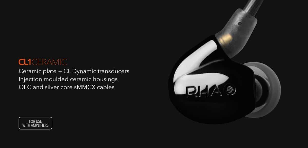 RHA-Audio: Neuigkeiten von der IFA 2016 - Dacamp L1, CLI1 Keramik und CL-750 1