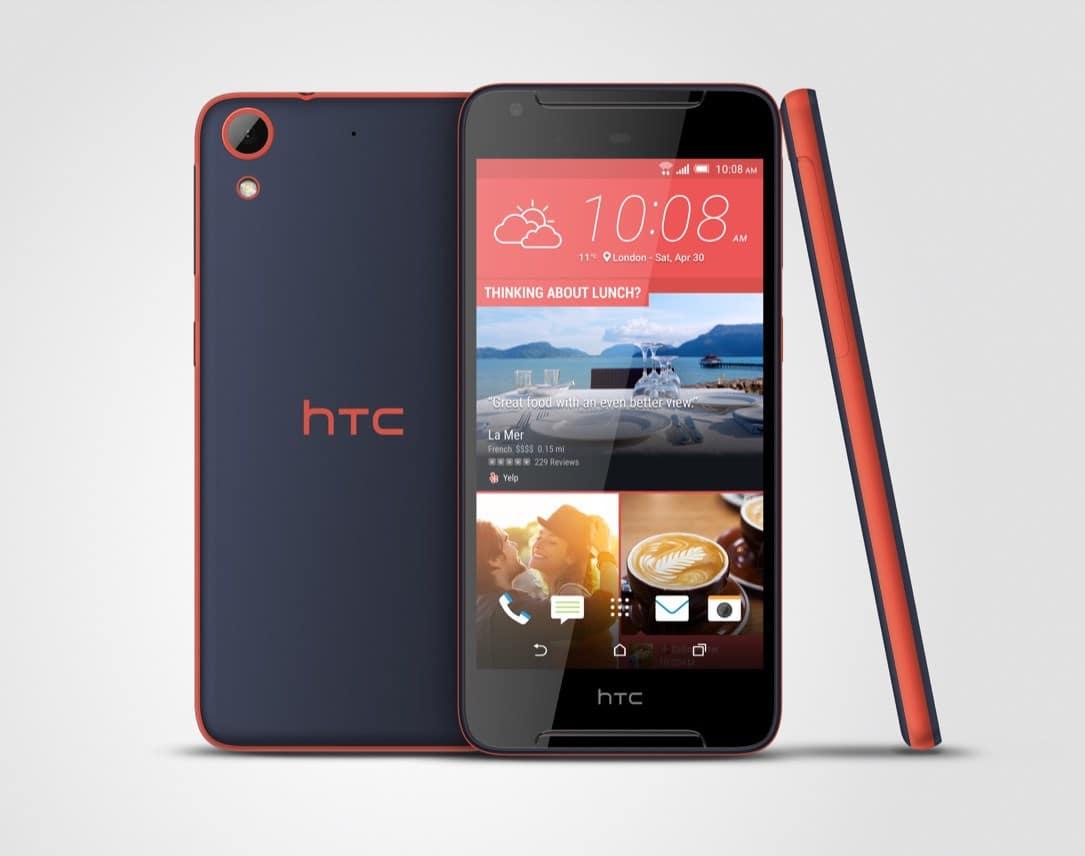 HTC Desire 628: das Smartphone gibt es ab sofort auch in Deutschland 4