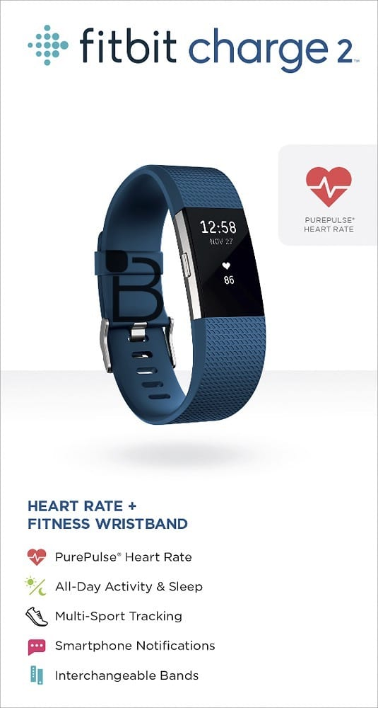 Fitbit Charge 2 und Flex 2: neue Fitness-Tracker werden auf der IFA 2016 vorgestellt 5