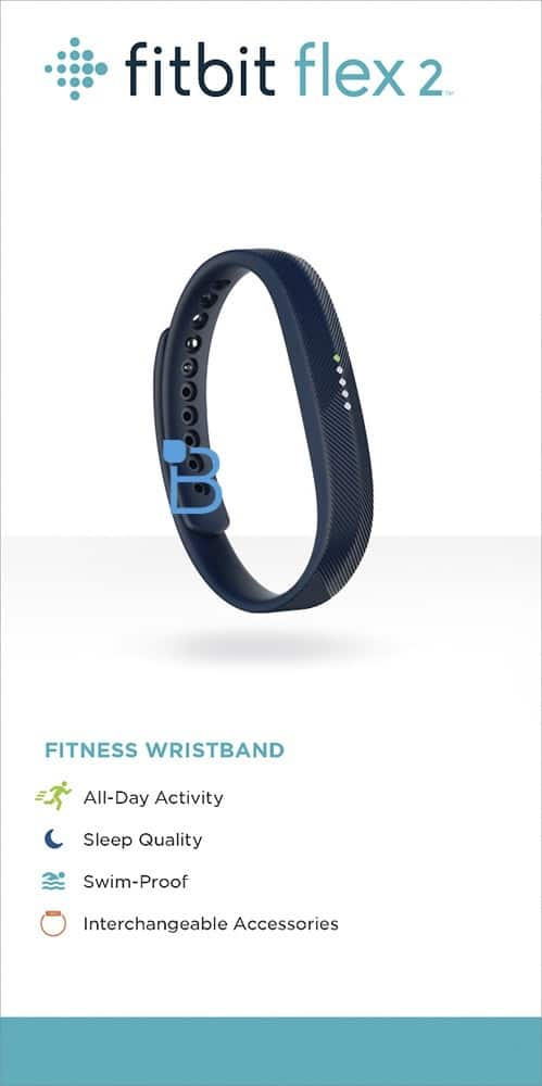 Fitbit Charge 2 und Flex 2: neue Fitness-Tracker werden auf der IFA 2016 vorgestellt 9