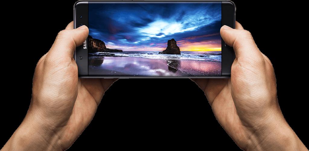 Galaxy Note Kamera