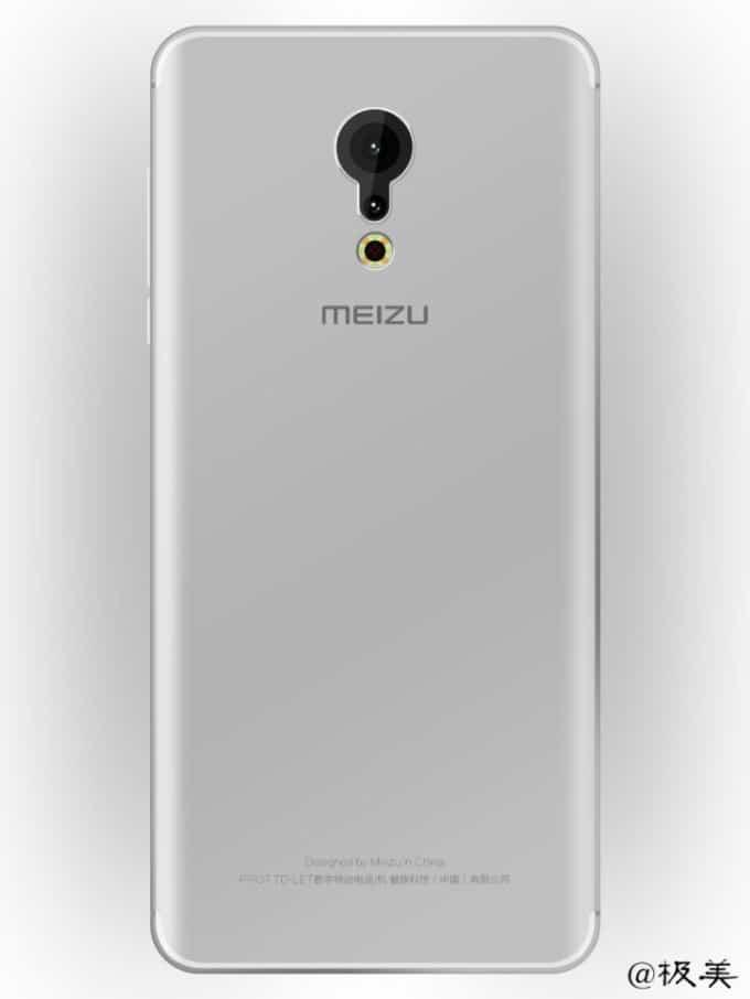 AndroidKosmos | Meizu Pro 7: Erster Render zeigt abgerundete Ecken (EDGE) und Dual-Kamera 6