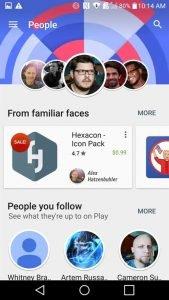 AndroidKosmos | Play Store: Rückbau der Google+ Integration und Test neuer Bewertungen 3