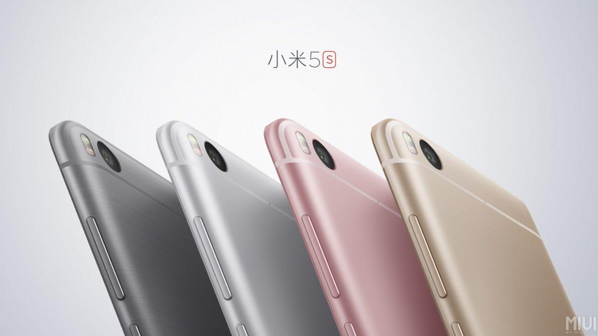 """Xiaomi Mi5s und Mi5s PLUS 5,7"""" Version mit Snapdragon 821 und Ultrasonic-Fingerabdruck vorgestellt 22"""