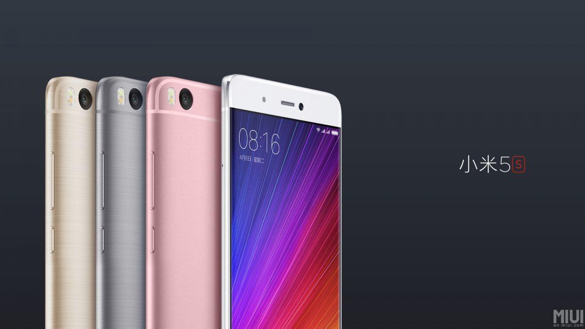 """Xiaomi Mi5s und Mi5s PLUS 5,7"""" Version mit Snapdragon 821 und Ultrasonic-Fingerabdruck vorgestellt 24"""