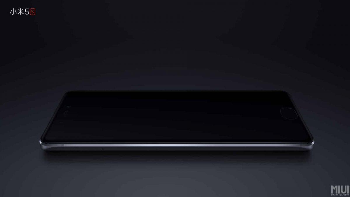 """Xiaomi Mi5s und Mi5s PLUS 5,7"""" Version mit Snapdragon 821 und Ultrasonic-Fingerabdruck vorgestellt 27"""